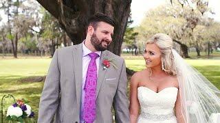 Santa Fe River Ranch Wedding Highlight Reel // Kyle + Jessica