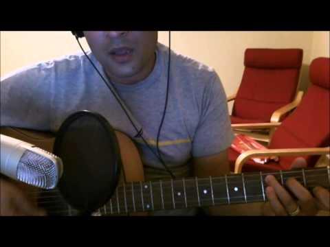 O Majhi Re - Guitar And Vocals Cover