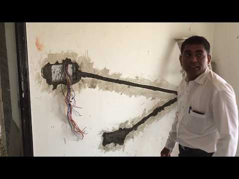 Electrical Planning of 1BHK Home