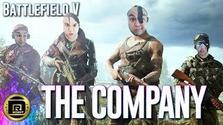 Battlefield 5   The Company   Is this REALLY what we wanted?? BFV