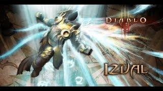 diablo 3 gameplay walkthrough inferno boss fight izual act iv part 4 hd