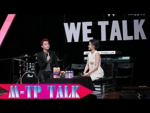 WE CHOICE 2015 | Sơn Tùng MTP | Nhân Vật Truyền Cảm Hứng | Giao Lưu Gặp Gỡ