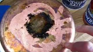 How To Clean A Copper Pan: Salt + Vinegar