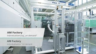 AM Factory: Fully automated industrial additive manufacturing
