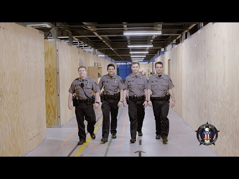 Hands-on with the Georgetown Police Explorers