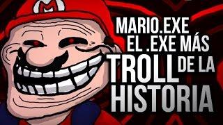 MARIO.EXE | EL JUEGO .EXE MAS TROLL DE LA HISTORIA