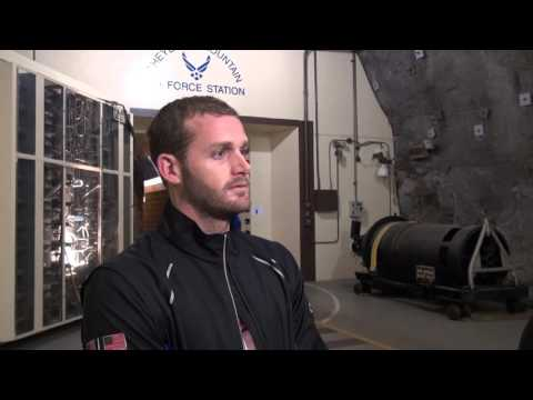 Tyler Clary on National Team Visit to NORAD
