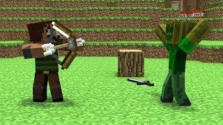 ICH WERDE FLO TÖTEN?! - Minecraft WOLF
