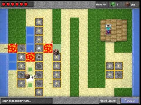 play minecraft tower defense hacked - Minecraft Tower ... |Play Minecraft Tower Defense Hacked