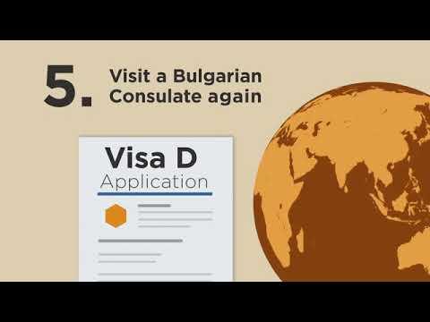 Bulgarian Investor Program Application Processipad