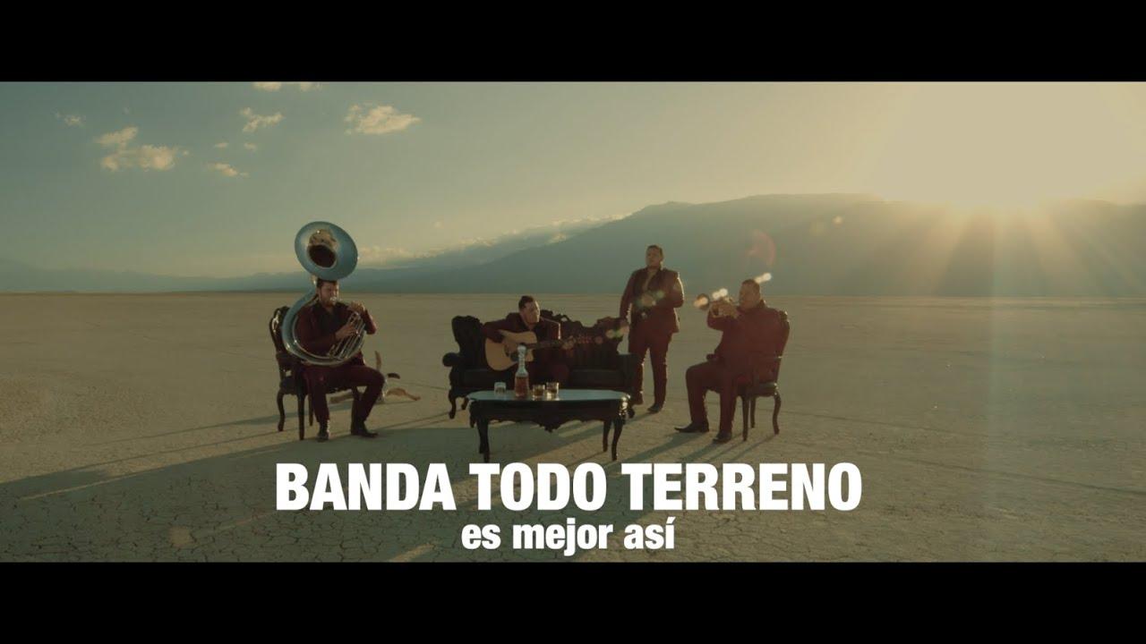 Banda Todo Terreno - Es mejor así (Musical)