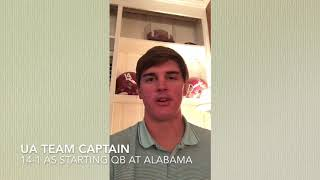 Jake Coker   Alabama St Paul's Episcopal   #MoreThanAGame