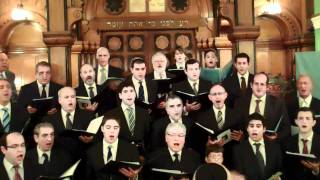 Baruch Habba (Spanish & Portuguese Choir, London)