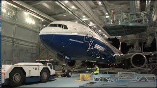 中華航空「全球首架 華航與波音聯名 777 彩繪機縮時紀錄」