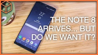 'Get this if you need a stylus! If not...' Samsung Galaxy Note 8 Review