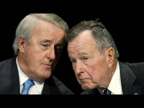 Death of George H.W. Bush is 'an enormous loss:' Brian Mulroney