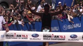 Javier Gomez - Ironman 70.3 World Champion