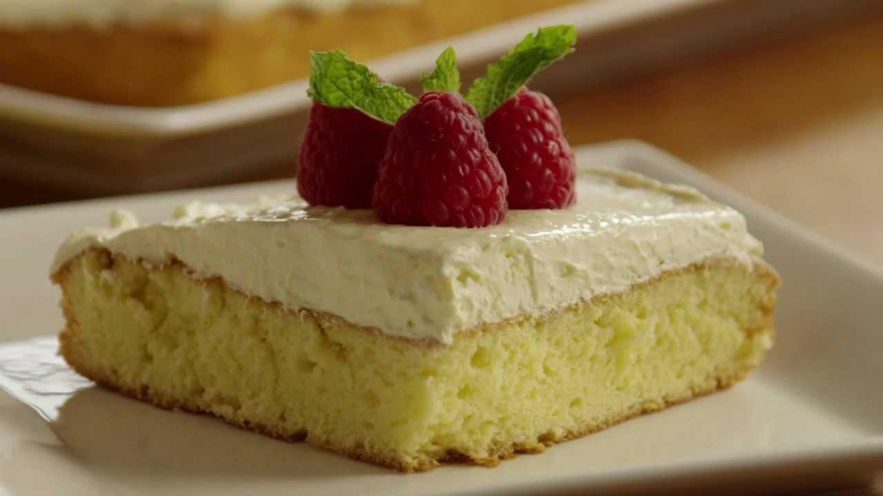 How to Make Lemon Cake | Allrecipes.com - YouTube