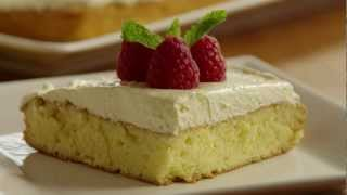 How To Make Lemon Cake