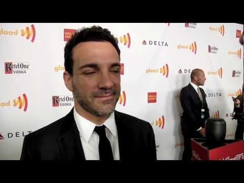 George Kotsiopoulos Interview: GLAAD Media Awards 2012