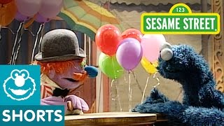 Sesame Street: Shell Game with Cookie Monster