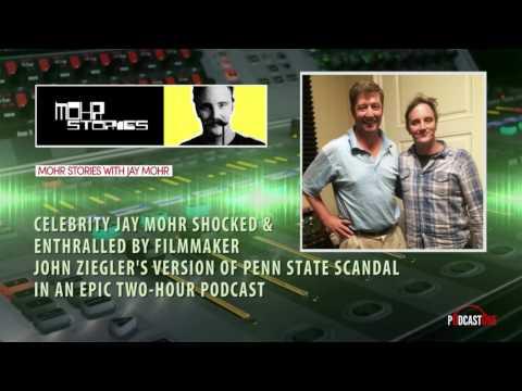 Celebrity Jay Mohr Shocked & Enthralled by Filmmaker John Ziegler's Version of Penn State Scandal