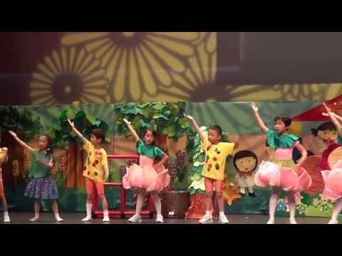Momoko Cerveira - LINGNAN  Kindergarten - Graduation Ceremony