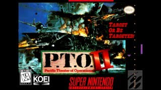 P.T.O.  II OST Occupation by Japan