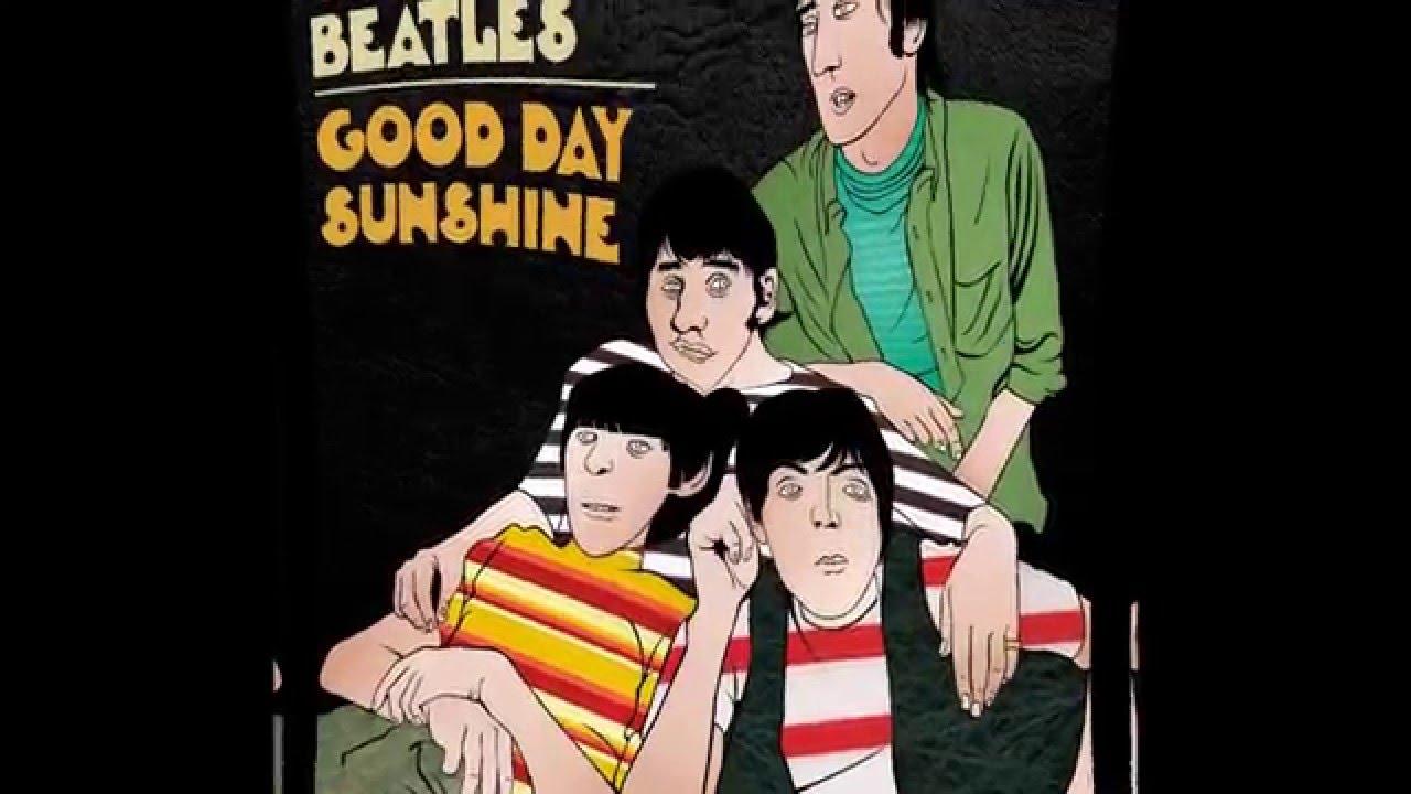Good Day Sunshine Guitar : Good day sunshine chords chordify