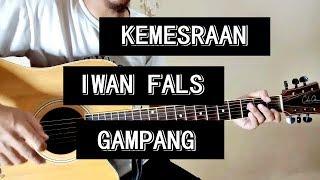 Tutorial Gitar KEMESRAAN - IWAN FALS Mudah Dipahami