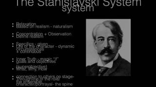 Acting Lecture Stanislavsky