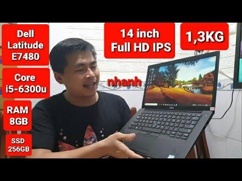 Dell Latitude E7480 | Giao hàng Khách ở Bình Dương