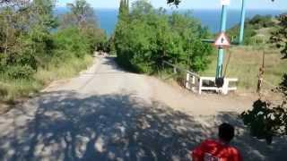 Горные гонки 2015 в Крыму/hillclimb Crimea
