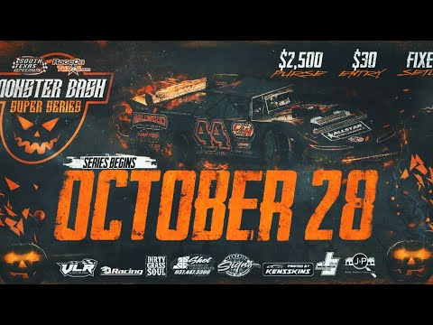 Race onTexas Monster Bash Super Series presented by South Texas Speedway @ Volusia