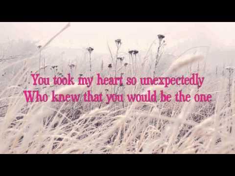 Lyrics Jeff Bernat  Be The One Fated To Love You 운명처럼 널 사랑해 OST Part 2