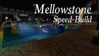 [ROBLOX] Pool Tycoon 4 Speedbuild: Mellowstone Park