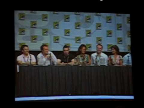 SDCC 2006 - SGA Panel - Paul McGillion's Scottish accent