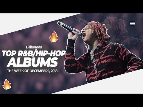 THE TOP BILLBOARD R&B/HIP-HOP ALBUMS 2018!! WEEK OF DECEMBER 1, 2018!! 🔥 Mp3