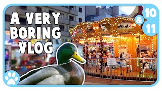 Taking Our Duck On A Tour Of The City || Vlogstice Days 10 & 11