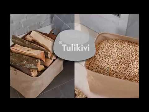 TULIKIVI aux granulés de bois - Mode d'emploi