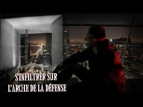 Épisode 24 : l'Arche de la Défense - Rooftop. S'infiltrer sur le toit