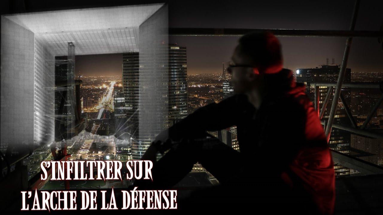 VIDEO. La Grande Arche de La Défense, nouveau spot des ...