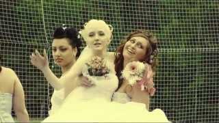 Парад невест 2012 г. Заволжье