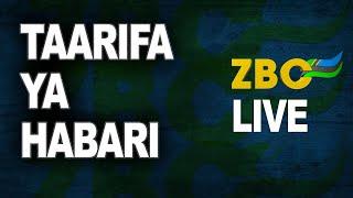 LIVE  :  TAARIFA  YA  HABARI  ZBC  _  (  JUMAPILI  _  30 / 08  / 2020  )