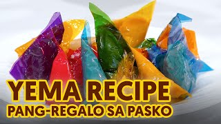 Yema na Pang-Regalo at Pang-Negosyo | Best Easy Yema Recipe