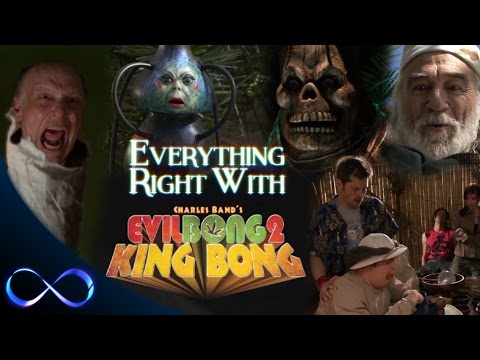 Everything Right With Evil Bong II: King Bong (2009)