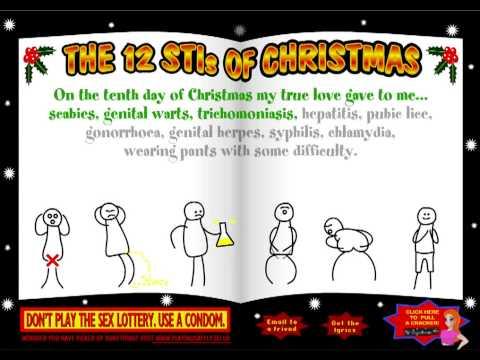 12 STIs of Christmas