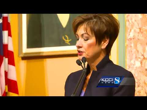 RAW: Gov. Reynolds is first female governor to deliver Condition of the State