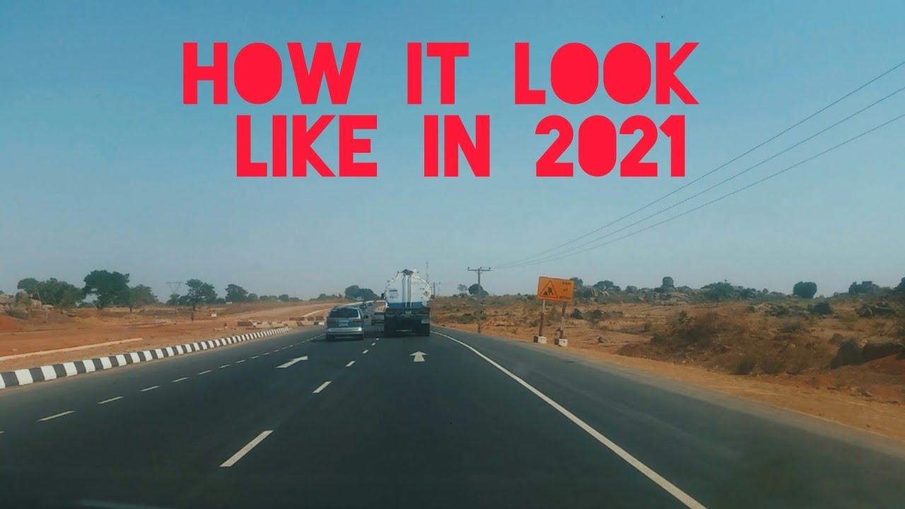 Download HOW THE N797 BILLION ABUJA|KADUNA|ZARIA|KANO EXPRESS ROAD LOOKS LIKE NOW |DRIVE THROUGH ?😮4k Shot