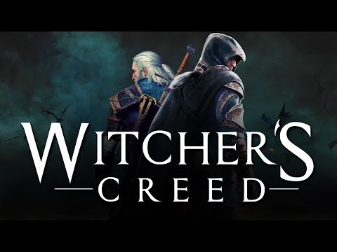 The Witcher & Assassin's Creed | Main Theme Mashup thumbnail
